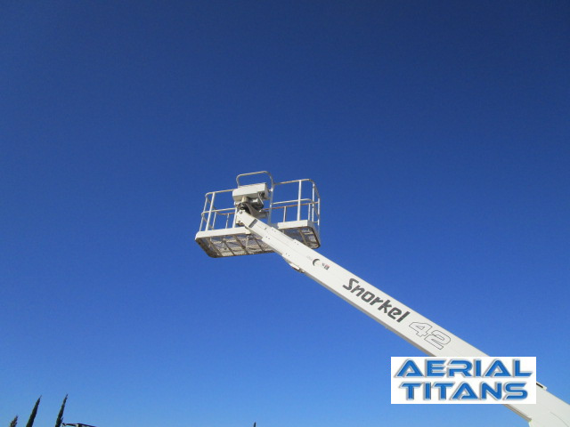 Aerial Titans